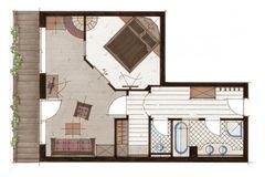 Linderhof Suite