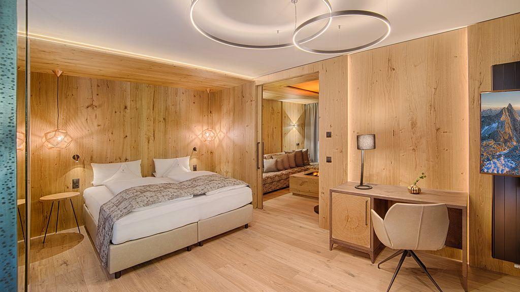 Novit mountain view suite amonti lunaris for Mt vista cabina e motel