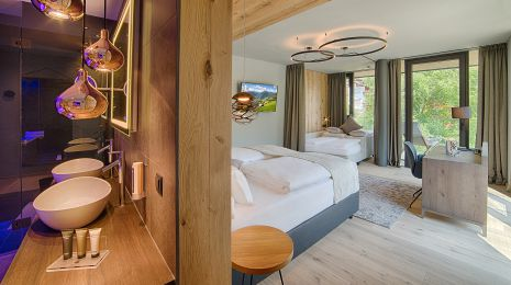 NEU! Chalet Junior Suite (FAMILY)