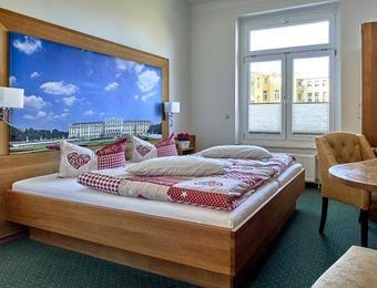 Double room comfort - Biohotel Amadeus