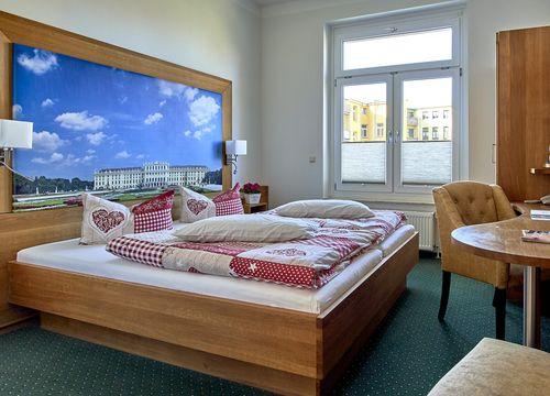Double room comfort (1/2) - Biohotel Amadeus