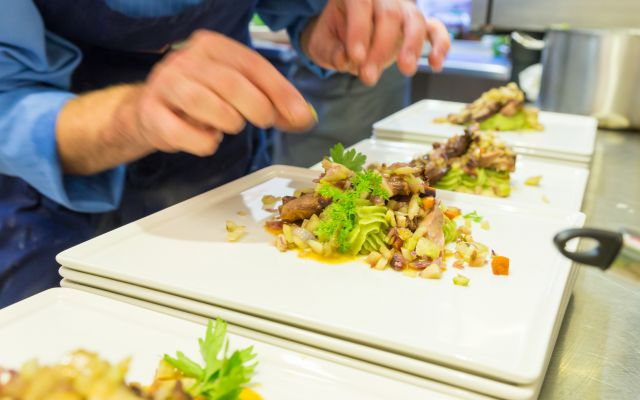 Biohotel Pennhof: Kreative Bio-Küche