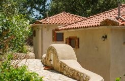 Biohotel Mani Sonnenlink: Bungalow - Mani Sonnenlink, Pyrgos-West Mani, Griechenland