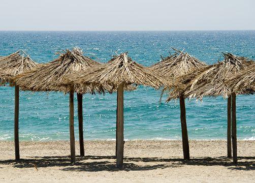 Biohotel Mani Sonnenlink: Strand - Mani Sonnenlink, Pyrgos-West Mani, Griechenland