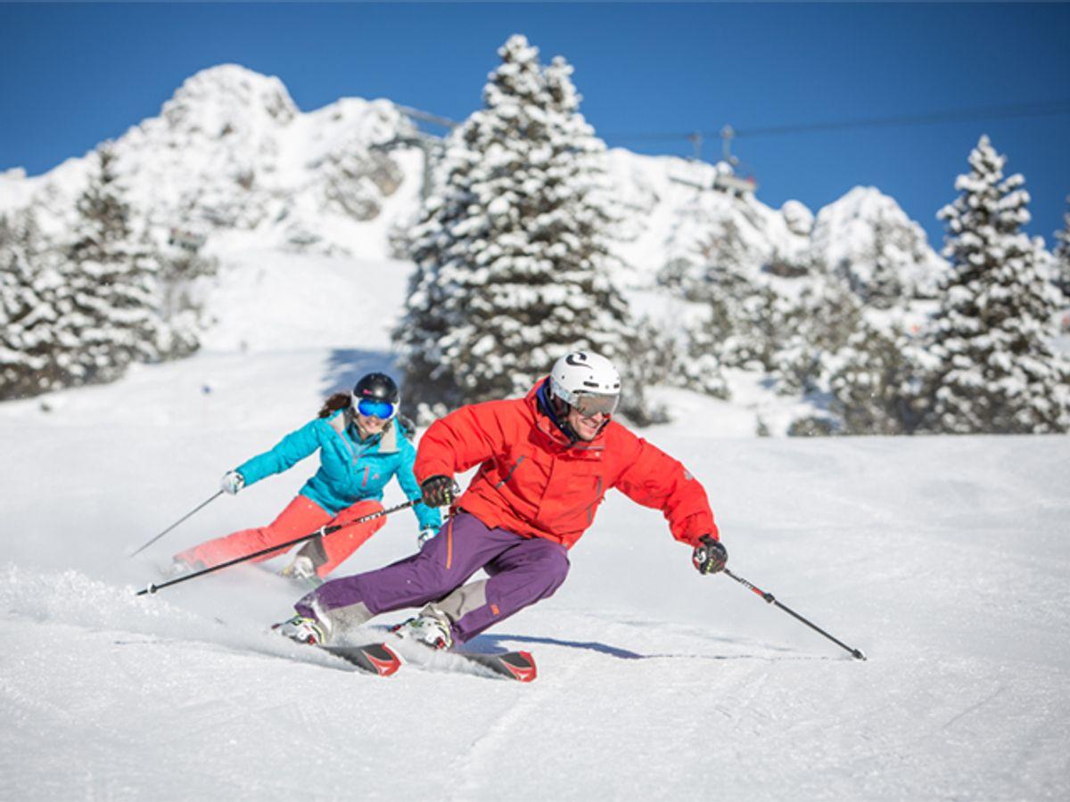 Skiaktivital