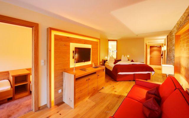 Zimmer Garten-Suite deluxe