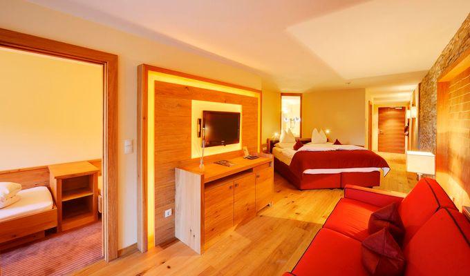 Garten-Suite deluxe