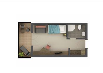Einzelzimmer Laugen