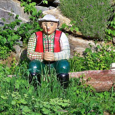Garten, Bergchalet Klausner Almrausch, Ramsau im Zillertal, Tirol, Tirol, Österreich