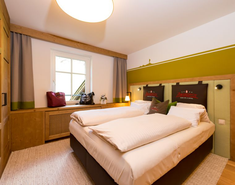 "Doppelzimmer: Doppelzimmer ""Montafon"""