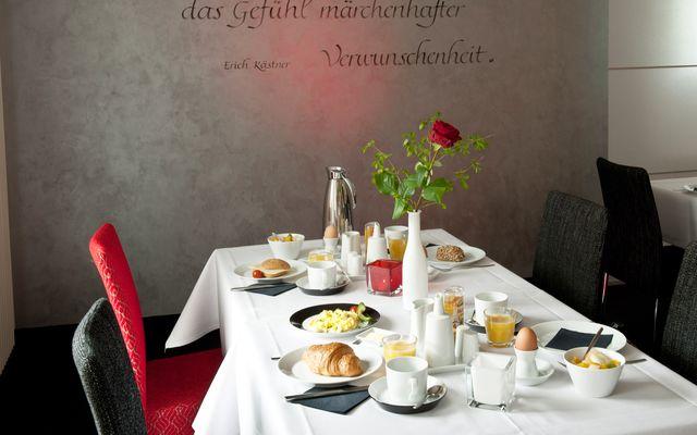 Biohotel Wilhelmshöher Tor: Frühstück