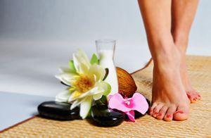 Rundum-Pflege für Ihre Füße 75 min