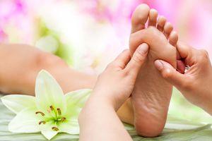 Massage Fußreflexzonen 50 min