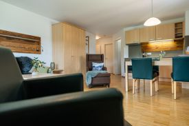 Apartment • Lake • View  (NATURE TITISEE, ca. 200m oberhalb des Boutique-Hotels)