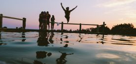 PURE • LAKE • SUMMER