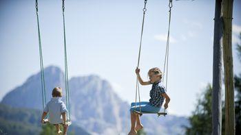 Familienwochen im Natur & Aktiv Hotel Rogen