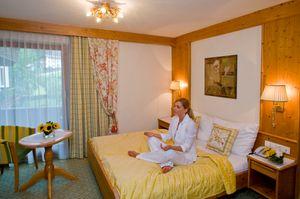 Chambre bien-être « Karwendel »