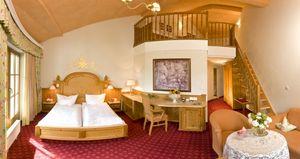 Suites flate-rate Schwarzbrunn - Suite Maximilien avec mezzanine