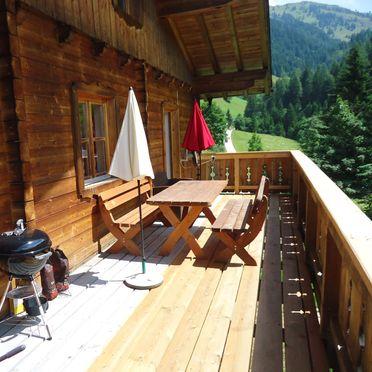 Achthütte, Balkon