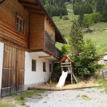 Spielplatz, Achthütte in Großarl, Salzburg, Salzburg, Österreich