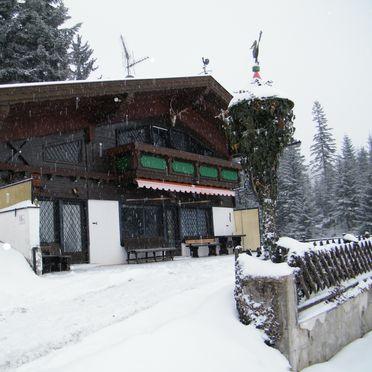 Berghütte Inntalblick, Winter