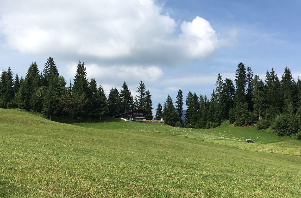 Berghütte Inntalblick, Summer