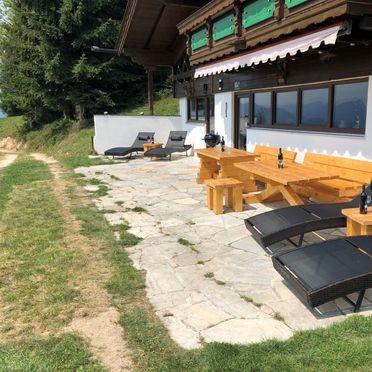 Berghütte Inntalblick, terrace