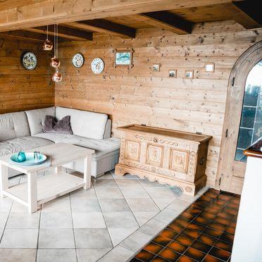 living room, Berghütte Inntalblick, Niederndorferberg Praschberg, Tirol, Tyrol, Austria