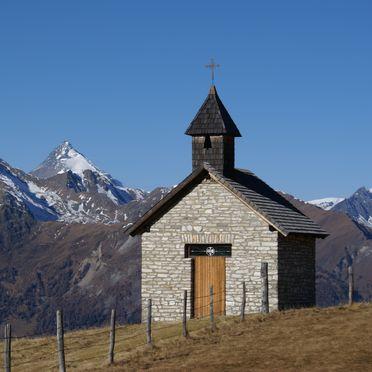 Almwiesenhütte, Glocknerblick