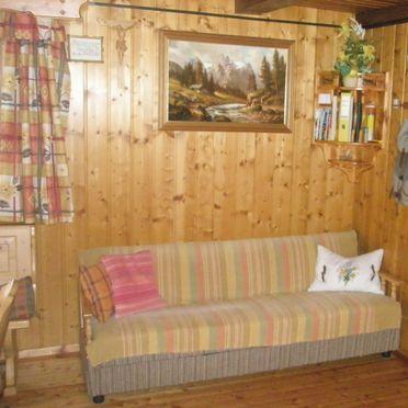 Mölltalhütte, Wohnbereich
