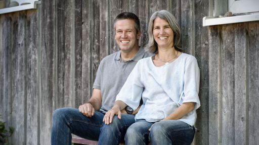 Biohotel Adler: Nicole und Andreas Humburg