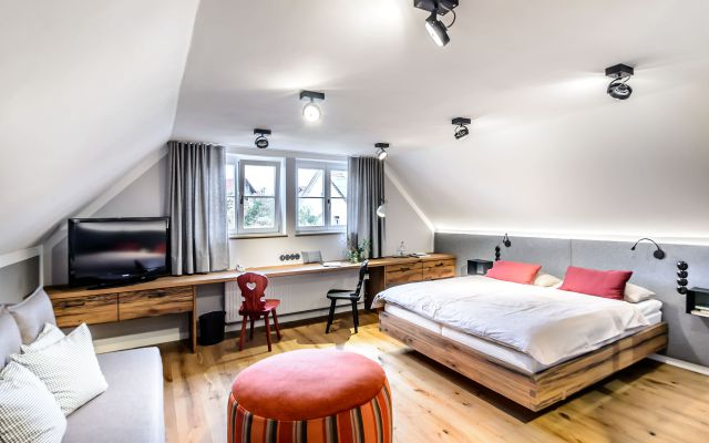 BIO HOTEL Adler: Zimmer