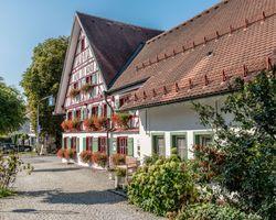 BIO HOTEL Adler: Außenansicht - Bio-Adler, Vogt, Baden-Württemberg, Deutschland