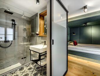 Einzelzimmer Komfort - Bio-Adler