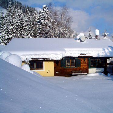 Chalet Alpenstern, Seitenansicht