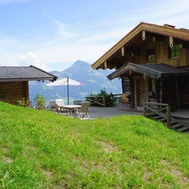Chalet Alpenglück, Sommer
