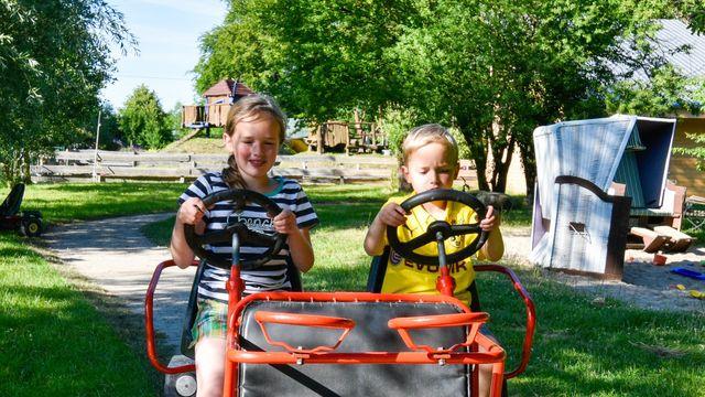 Familienurlaub an der Ostsee - mit Komfort-Paket
