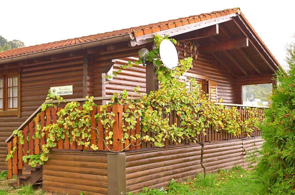 Ferienhaus Nibelungen, Sommer