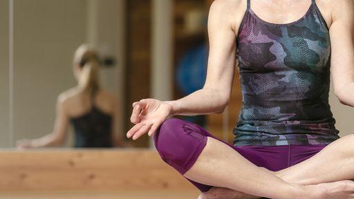 Biohotel Holzleiten Wellness Yoga