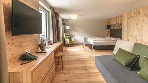 Biohotel Holzleiten Zimmer Appartement