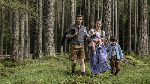 Biohotel Holzleiten Gastgeberfamilie Wilhelm