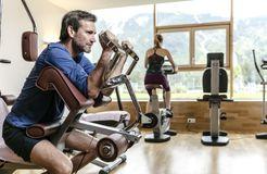 Biohotel Holzleiten: Hotel mit Fitnessraum - Bio-Wellnesshotel Holzleiten , Obsteig, Tirol, Österreich