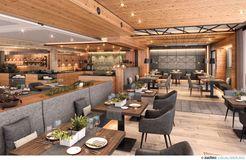 Biohotel Holzleiten: Restaurant - Bio-Wellnesshotel Holzleiten , Obsteig, Tirol, Österreich
