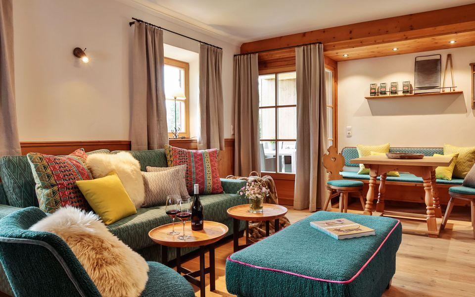 Premium Suite Steinbacher Hof