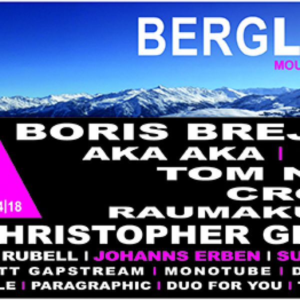 BERGLIEBE MOUNTAIN MUSIC DAYS-PACKAGE  | 29.3.- 02.04.2018 ab 2 ÜN