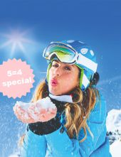 Ski Classic Deluxe 5=4 Special | 1 day & 1 night for free