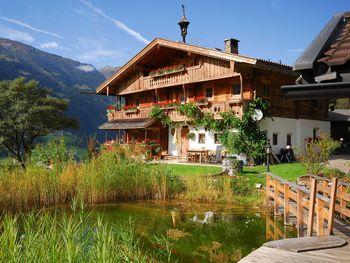 Bergchalet Klausner Enzian - Tirol - Österreich