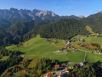 Blockhütte Mühlegg - Tirol - Österreich