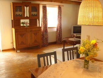Apartment Knut - Haus am Watt