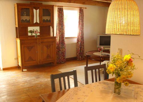 Apartment Knut (1/1) - Haus am Watt